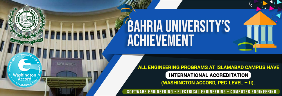 Bahria University – Official Web Portal
